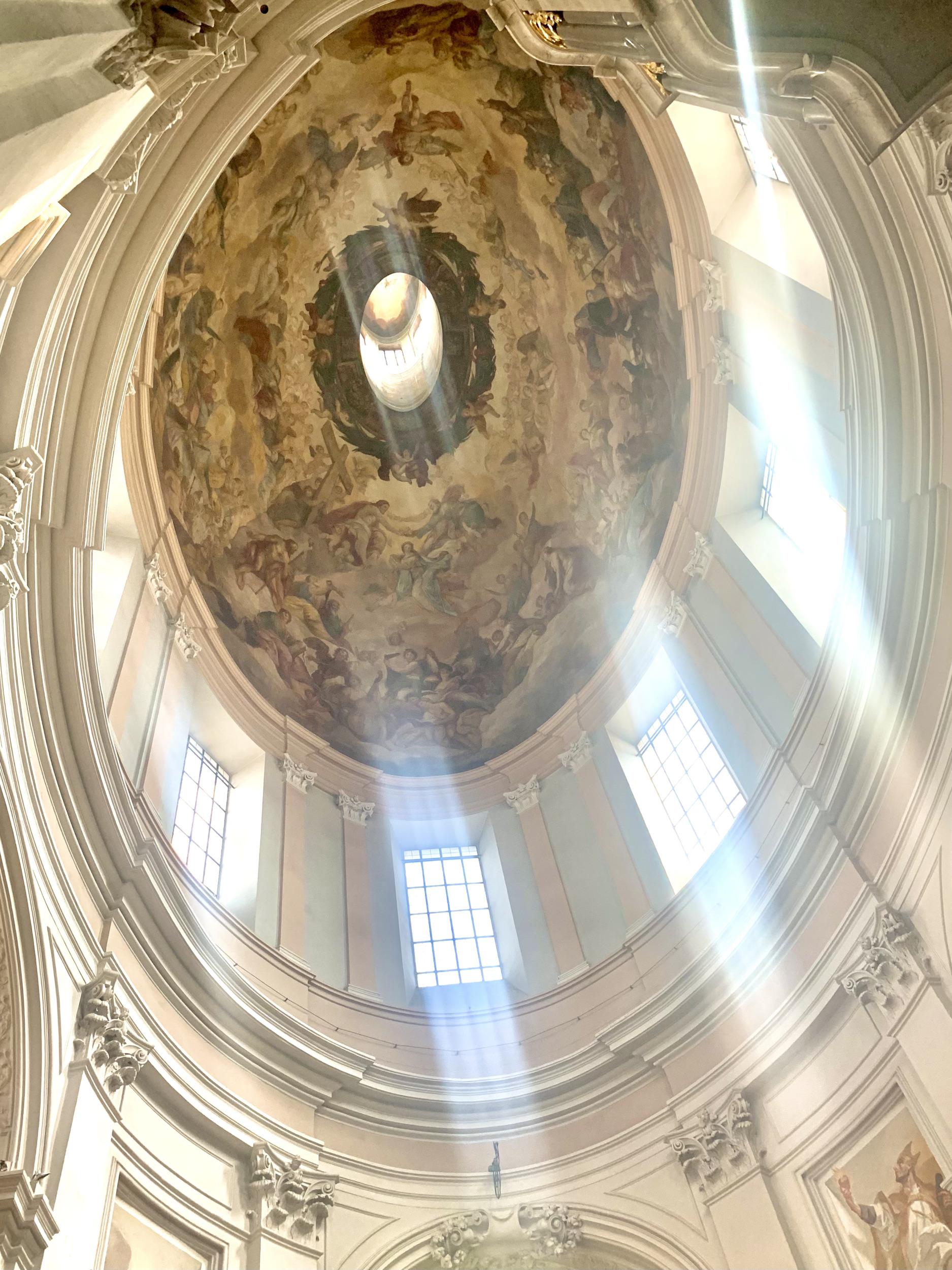 Dreifaltigkeitskirche Tambour Dome