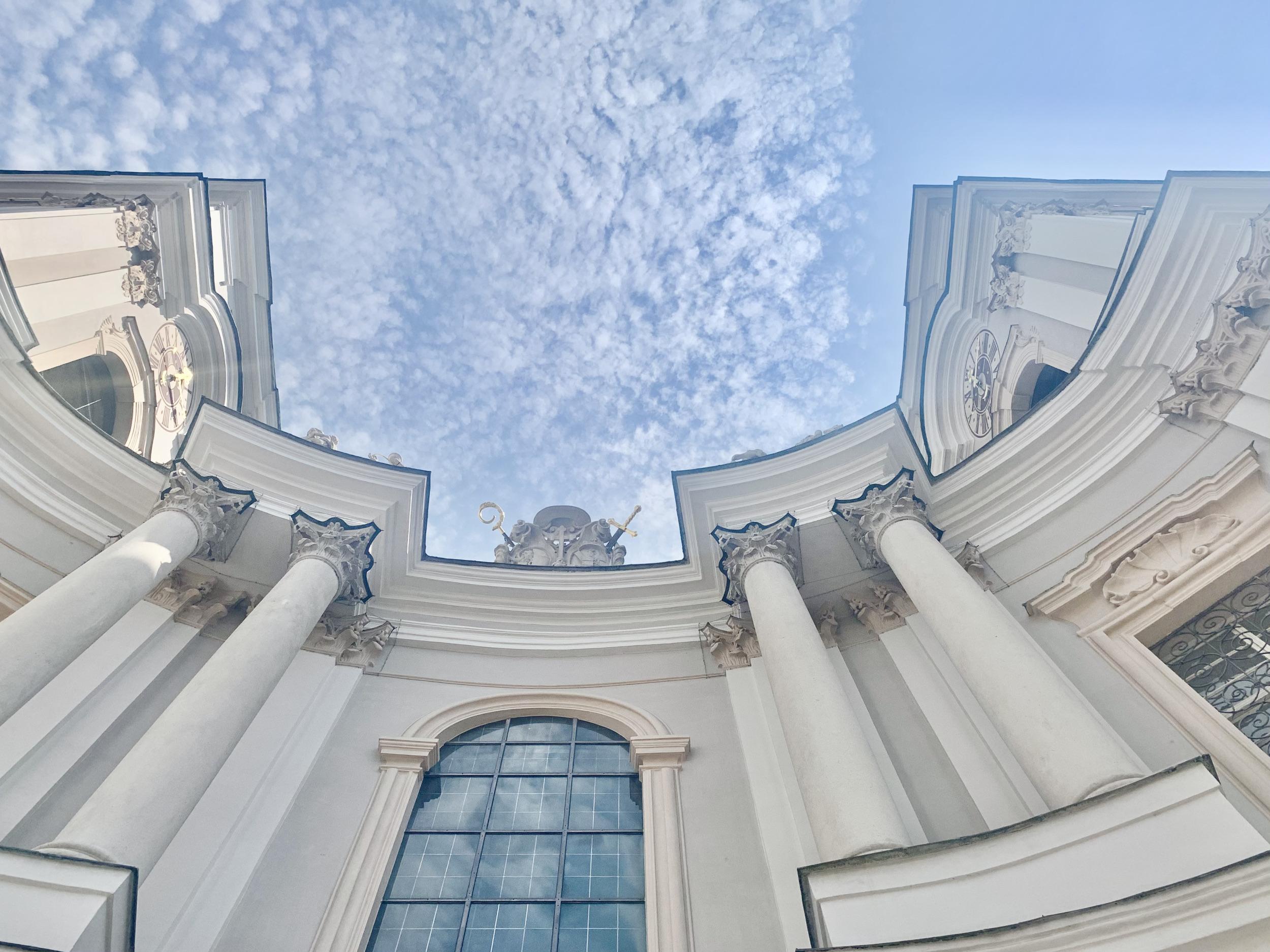 Salzburg Holy Trinity Church