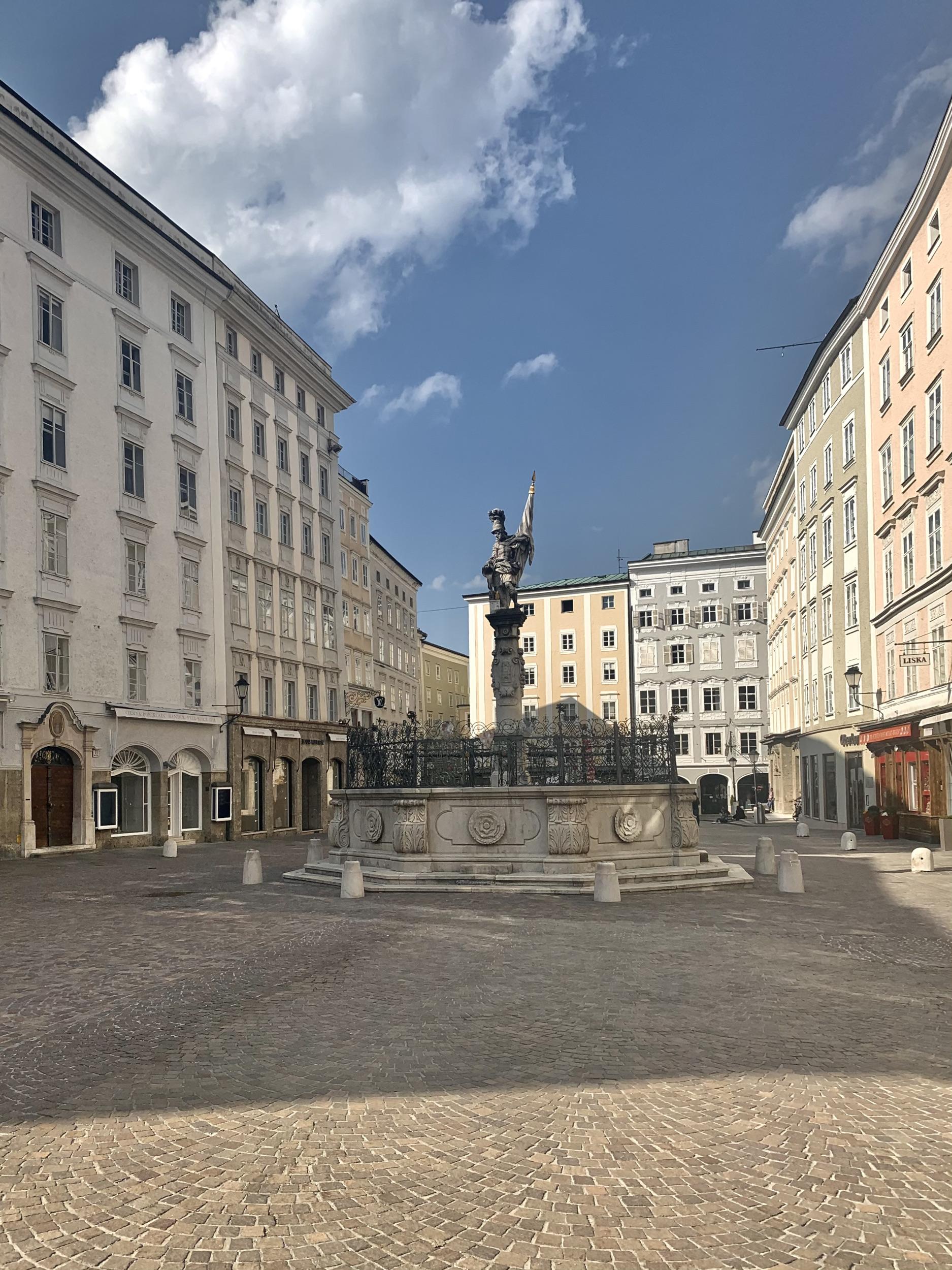 Salzburg Alter Markt