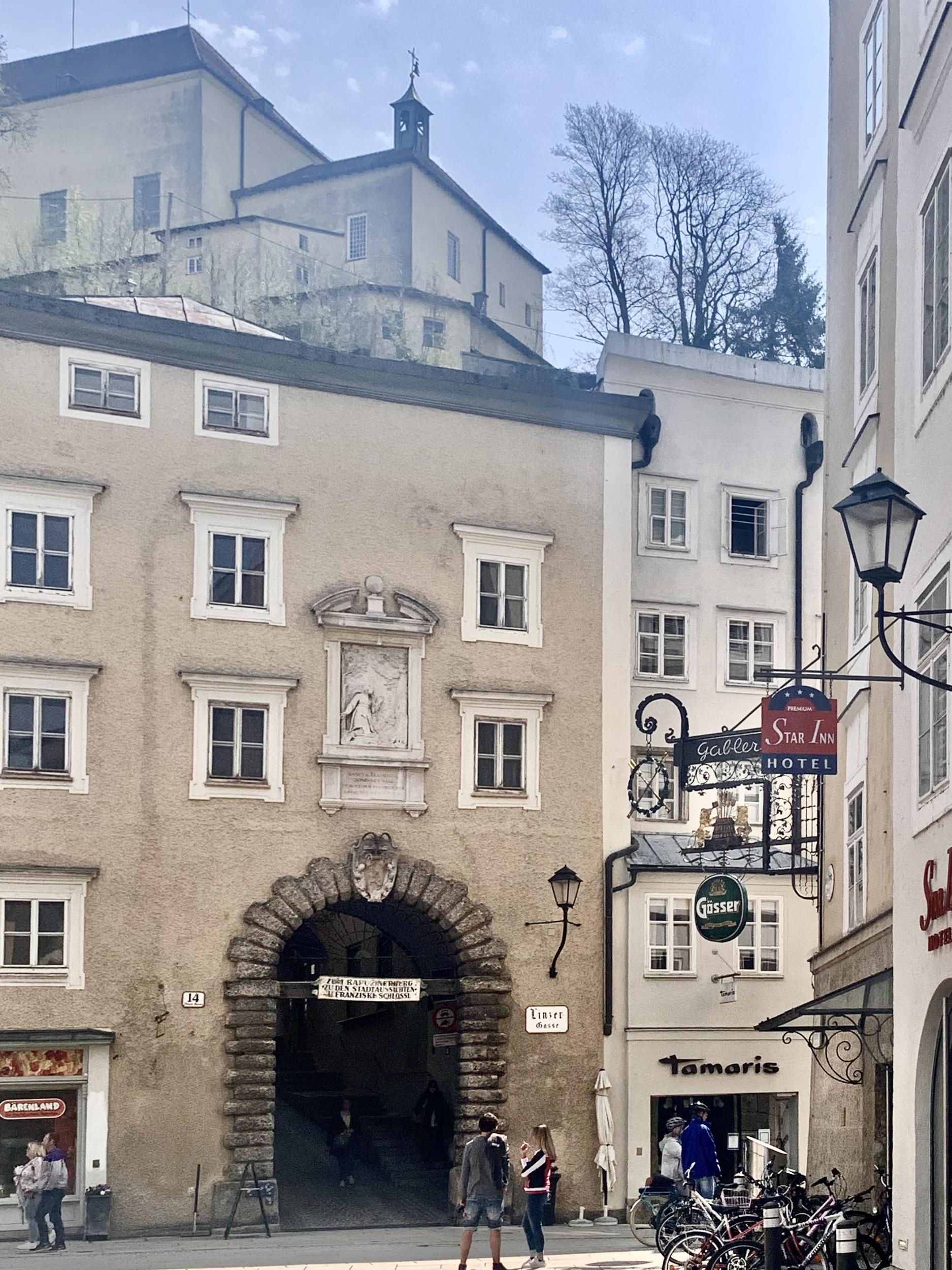 francis gate salzburg