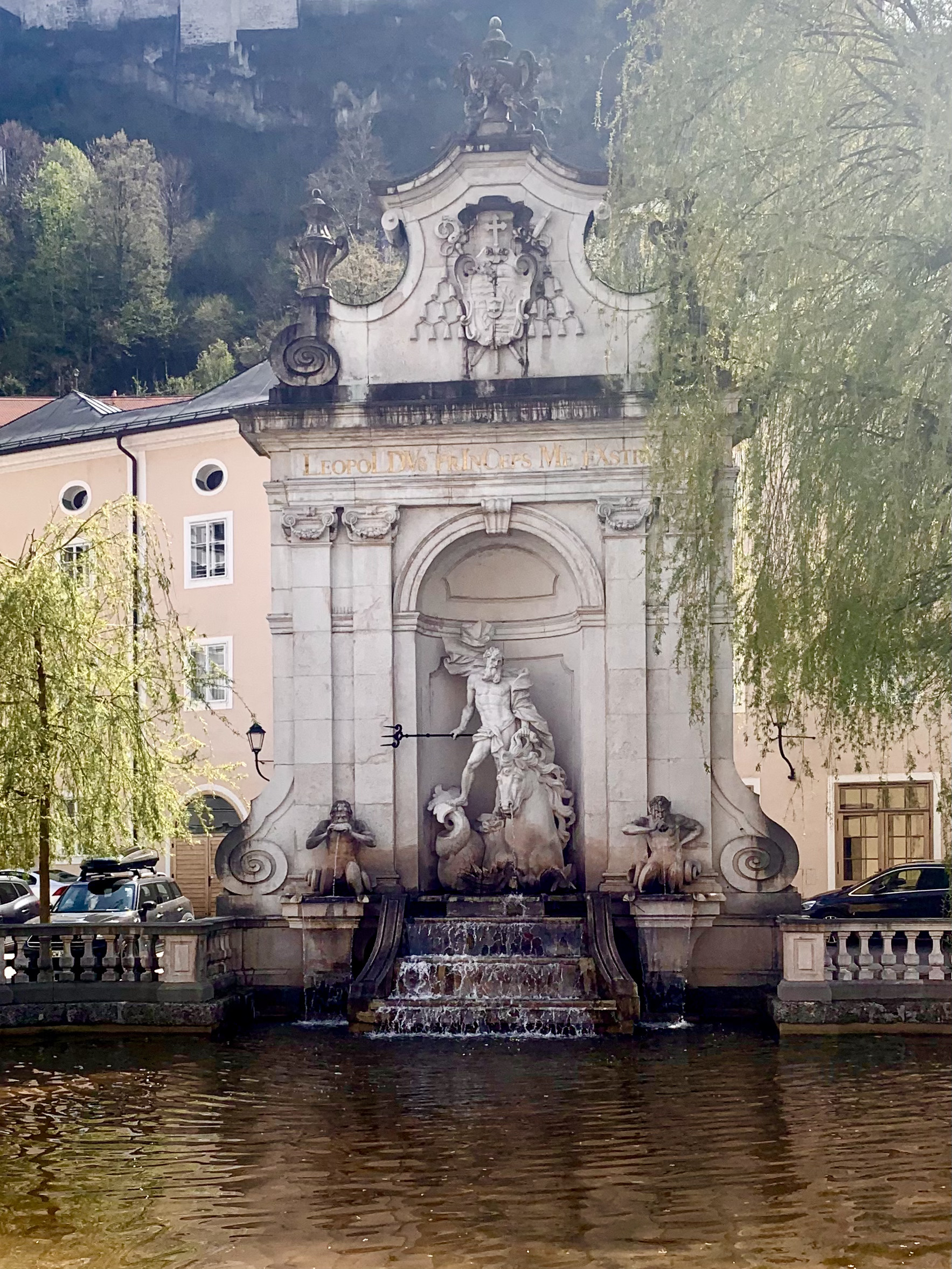 Salzburg Kapitel Horse Pond