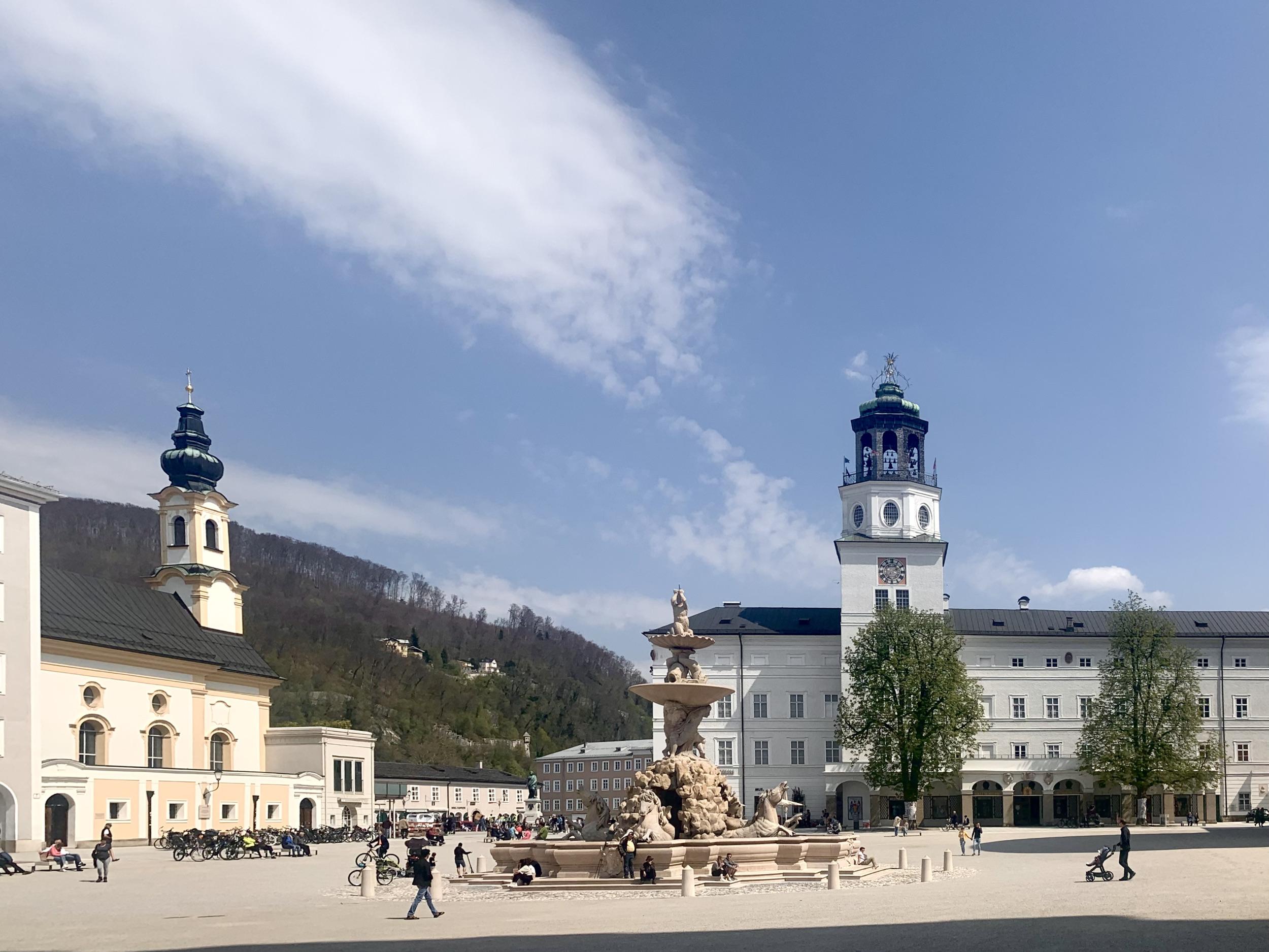 Residence Square Salzburg