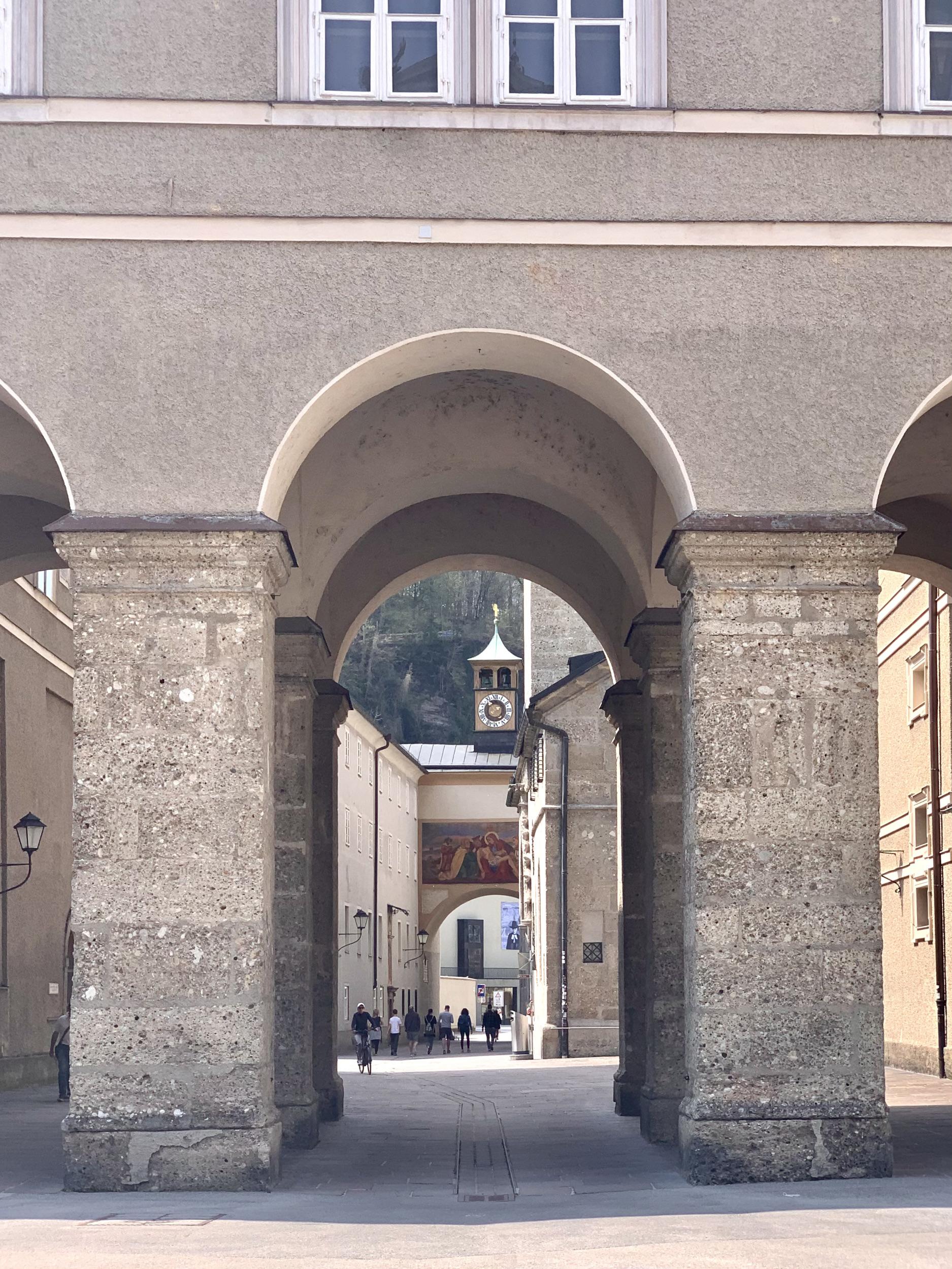 Court Arch Building