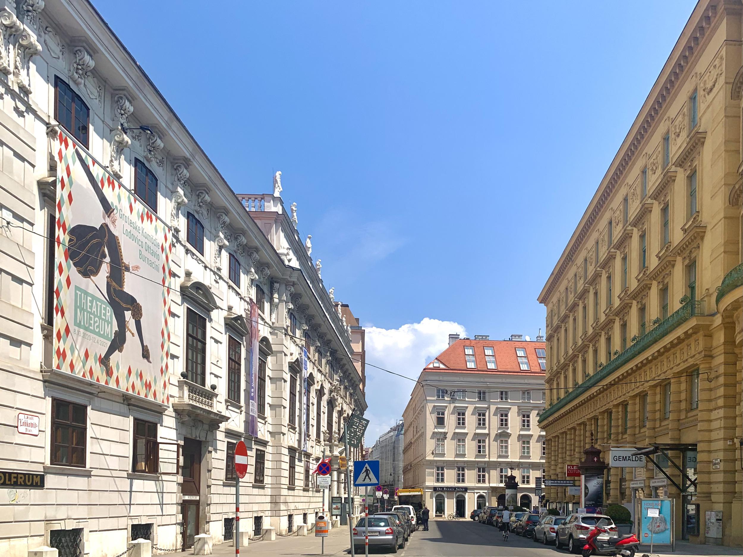 Palais Dietrichstein/Lobkowitz