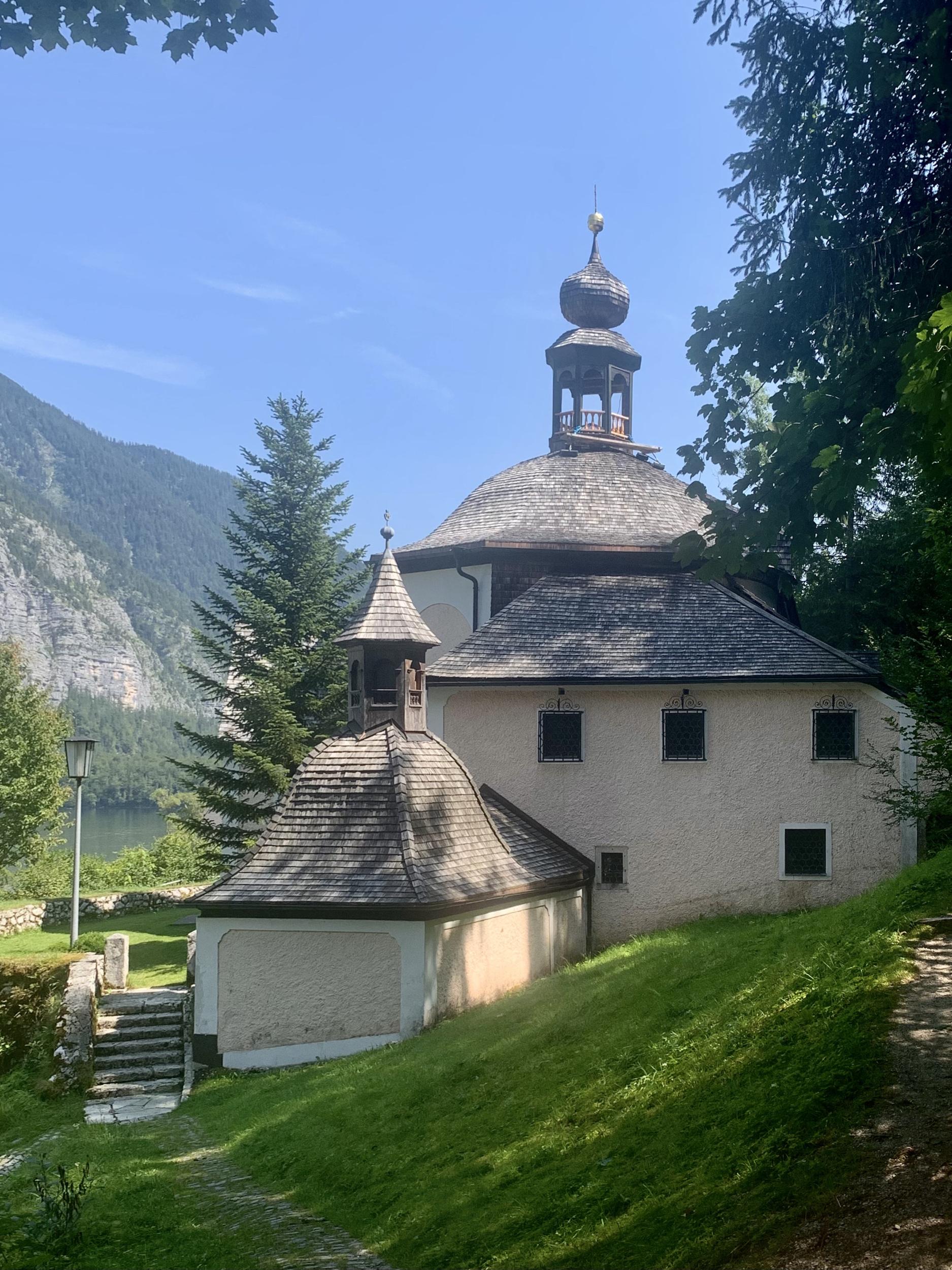 Kalvarienbergkirche in Hallstatt